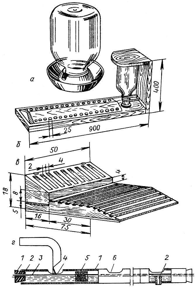 Как изготовить поилку для гусят и утят своими руками в домашних условиях