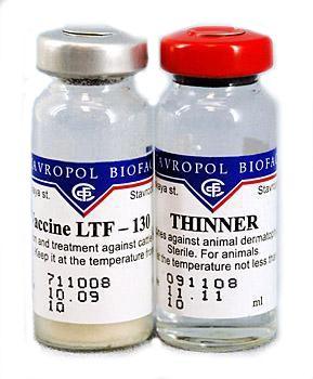 Вакцина лтф-130: предназначение, противопоказания, форма выпуска