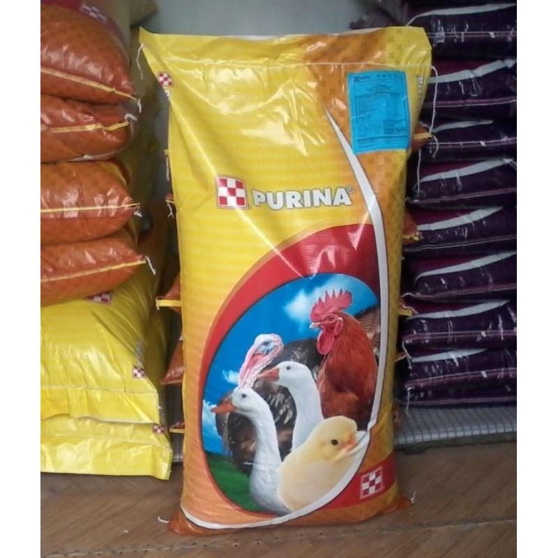 Комбикорм для цыплят: старт, пк-5,6, пурина, солнышко