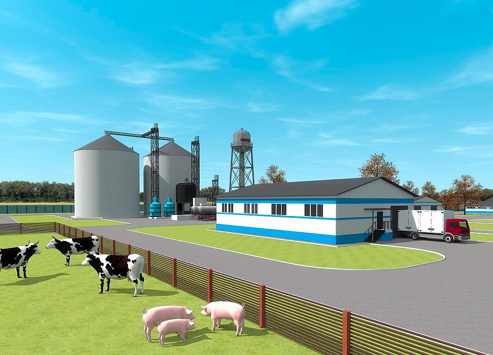 Скачать бизнес-план молочной фермы
