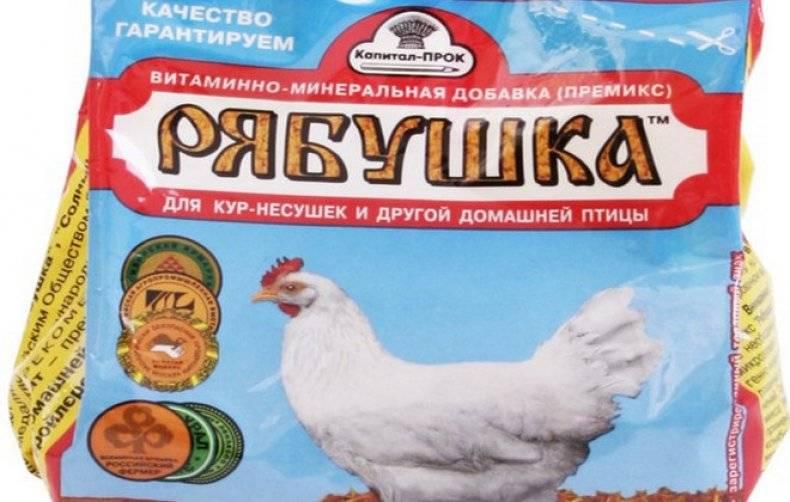 Премикс - кормовые добавки для кур, состав здравур-несушка и инструкция