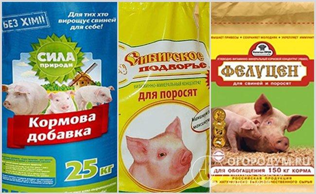 Комбикорм для свиней: виды, состав, нормы потребления, лучшие производители, рецепт для приготовления своими руками в домашних условиях