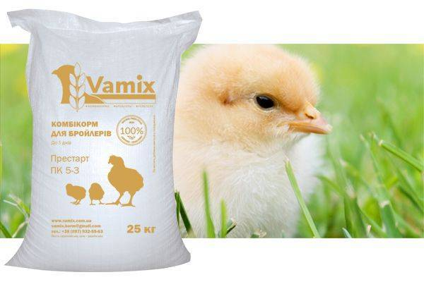 Комбикорм для цыплят: особенности выбора и приготовления