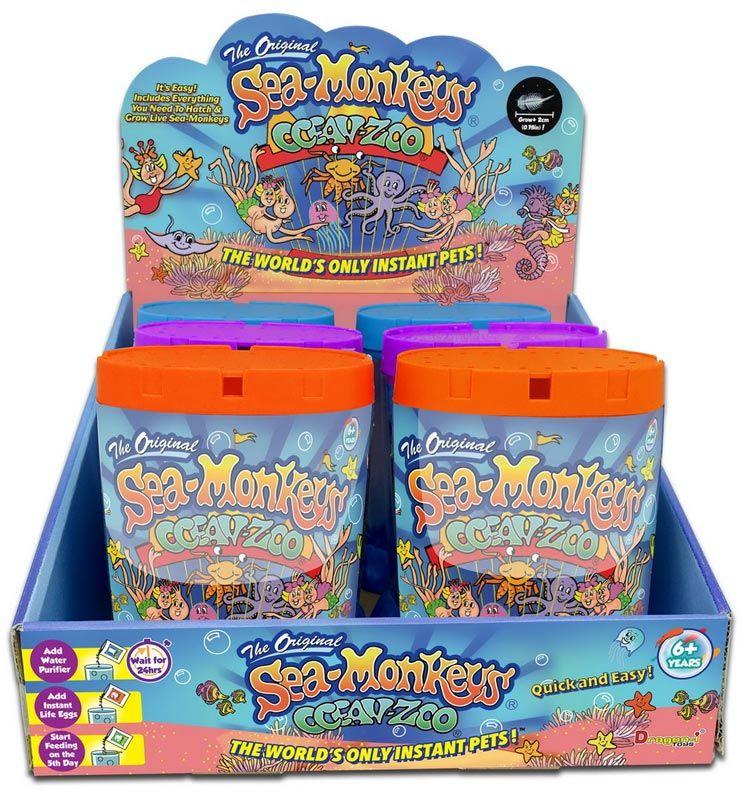 Наборы с морскими обезьянками
