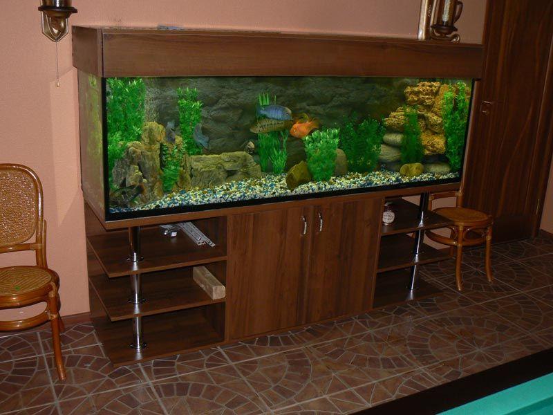 Тумба для аквариума