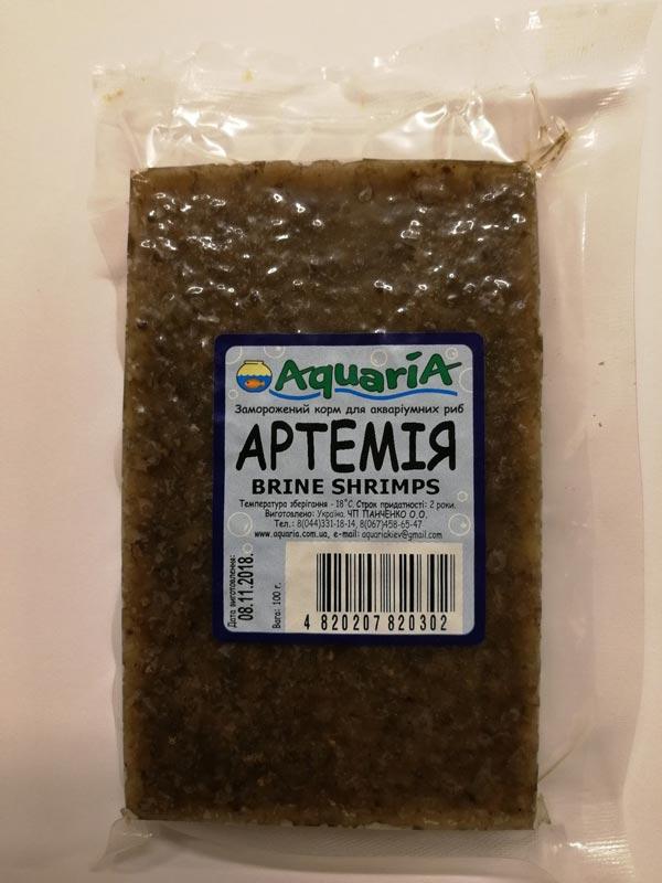 Корм Артемия