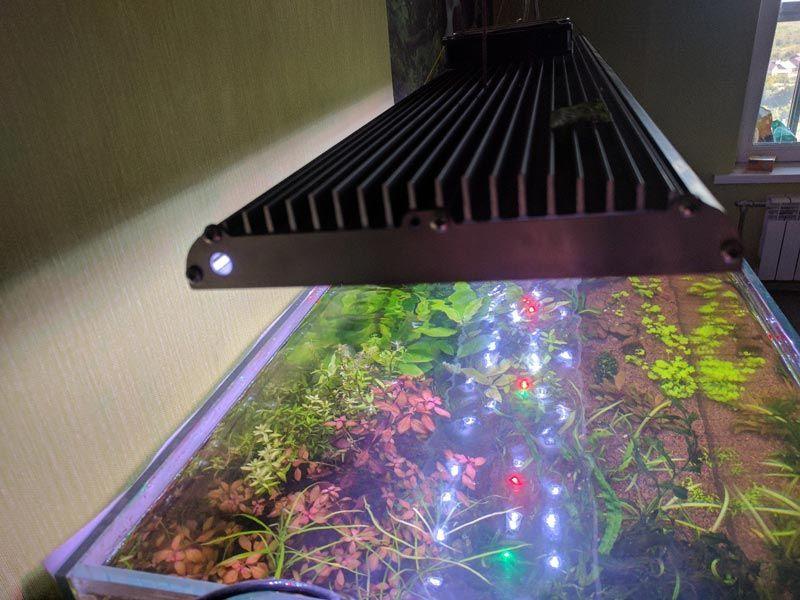 Светодиоды цветные для аквариума