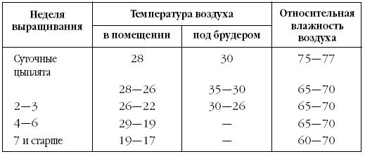Температурный режим для гусят: важные моменты
