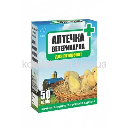 Аптечка для цыплят: содержимое, инструкция по применению препаратов