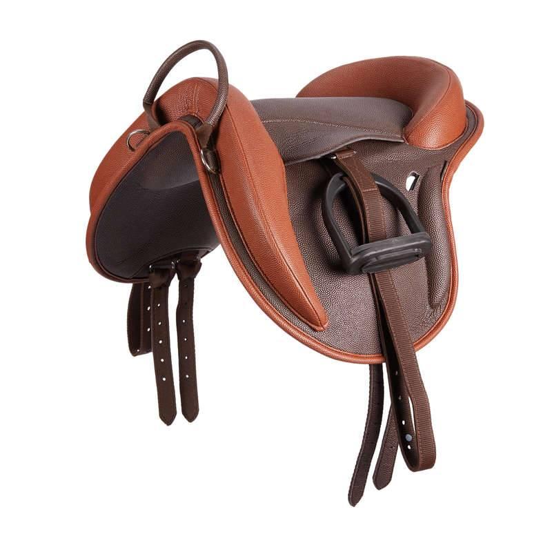 Как одеть на лошадь седло: виды, выбор, этапы седлания, фото