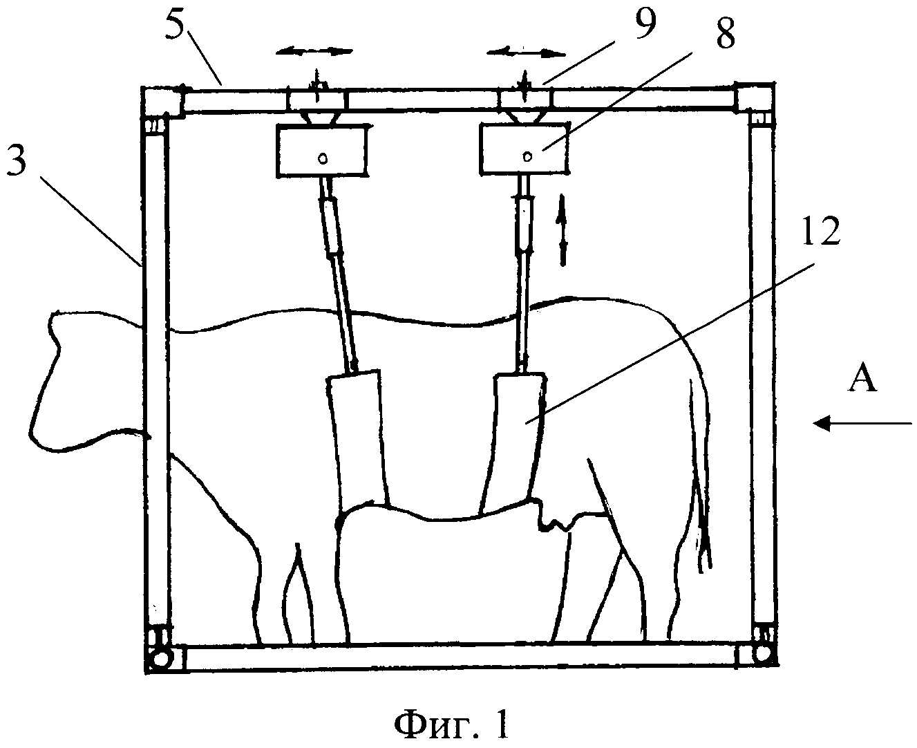 Схема станков своими руками для обработки копыт крс самостоятельно