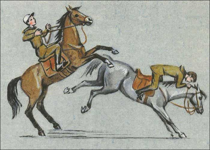 По коням! хотите обучить ребенка верховой езде? прислушайтесь к нашим советам