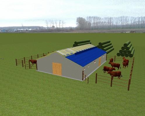 Строительство фермы для крс: основные принципы и требования