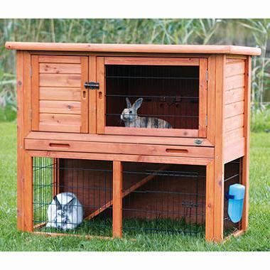 Клетки для кроликов уличного содержания зимой и летом