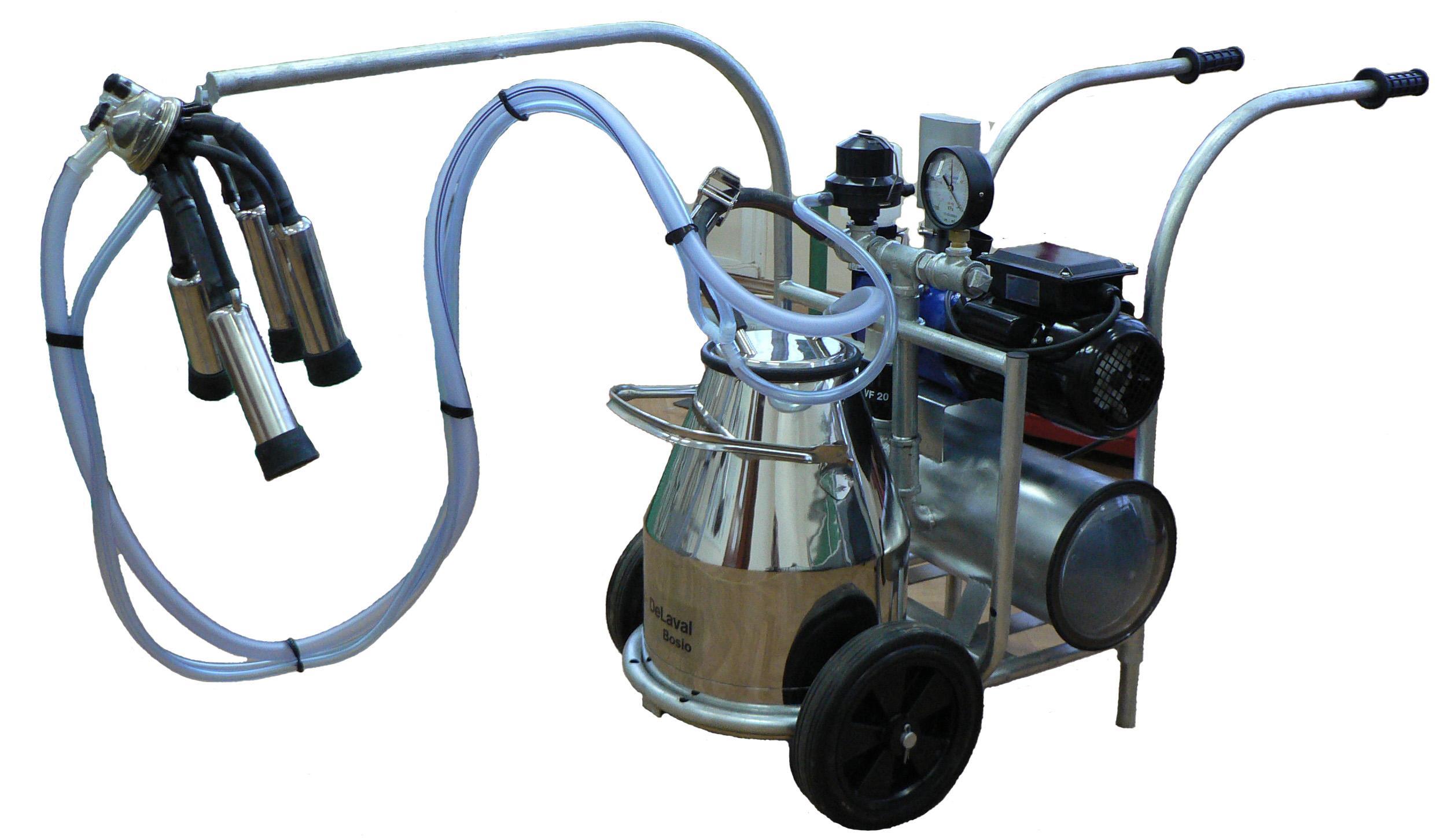 Конструкции доильных аппаратов для коров на фермах