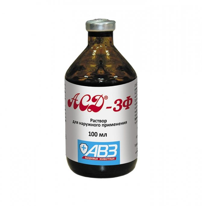 Асд-2 для кур: инструкция по применению антисептика-стимулятора