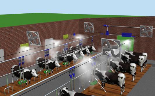 Козья мини-ферма на 10, 20 голов: смотреть проект, бизнес-план