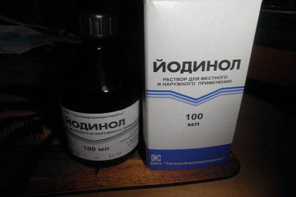 Как правильно давать йодинол курам-несушкам: дозировка в поилку, сколько на литр