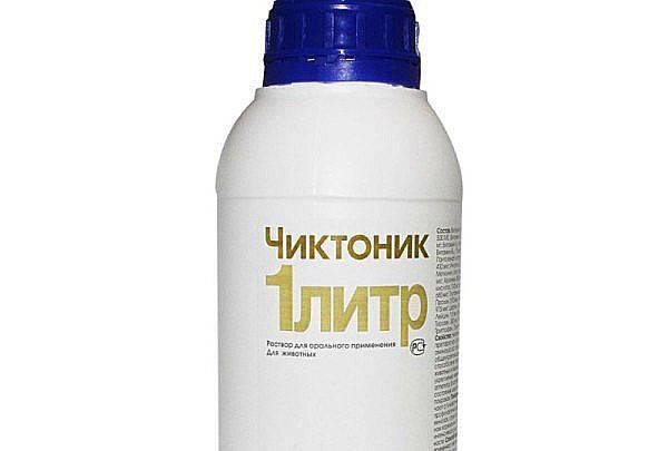 Чиктоник: состав витаминов, дозировка и инструкция по применению препарата