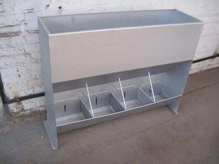 Бункерная кормушка для свиней: как выбрать и сделать кормушку для поросят? чертежи и размеры постройки бункерной кормушки