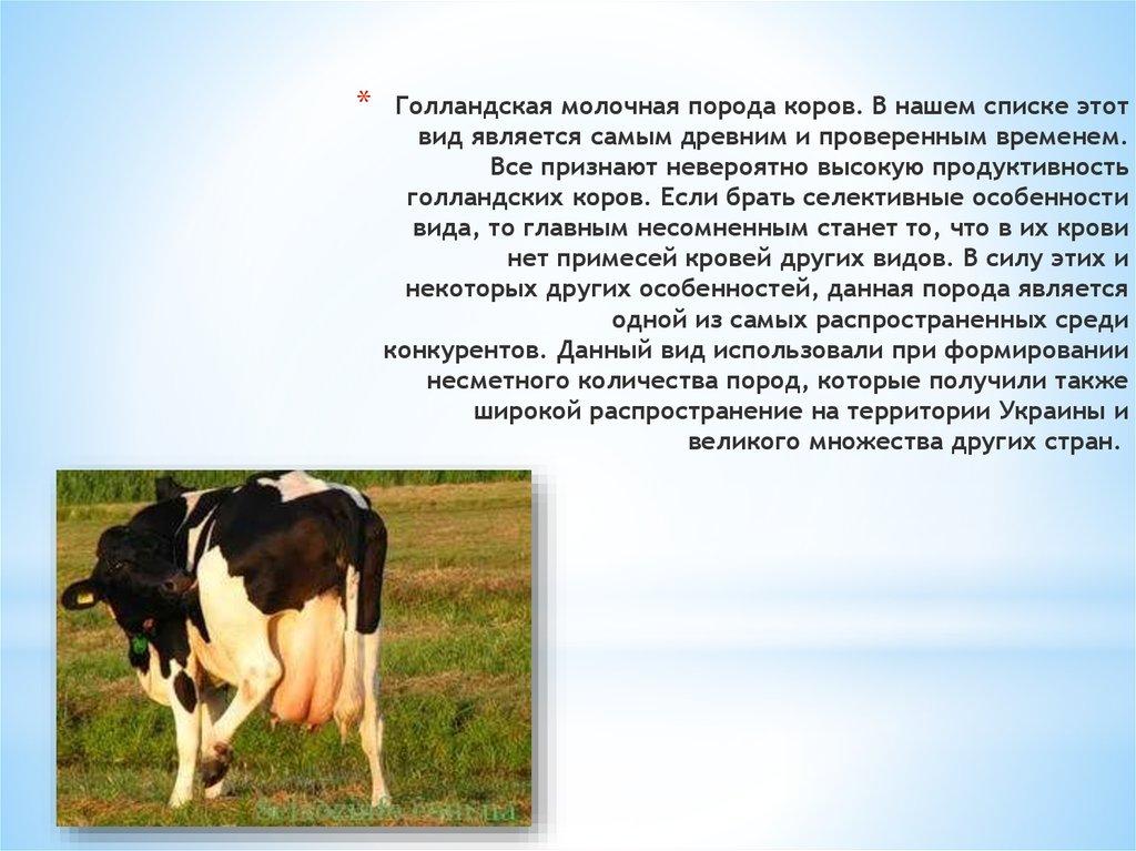 Взаимосвязь хозяйственно-полезных признаков у коров с различным уровнем молочной продуктивности