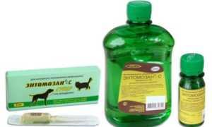 Энтомозан c — инструкция по применению для кур (как разводить)