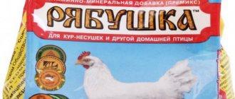 Премикс «богатей» для кур-несушек и др. домашней птицы