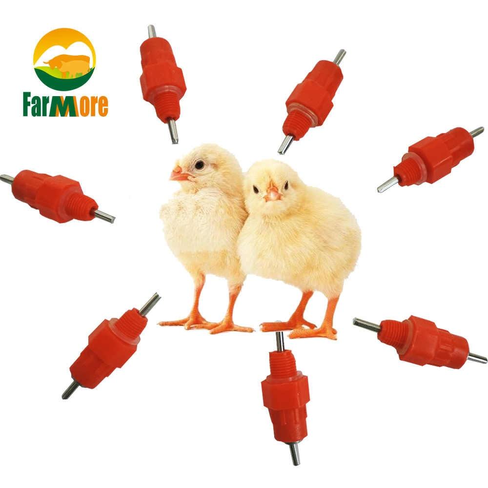 Самодельные поилки для маленьких цыплят
