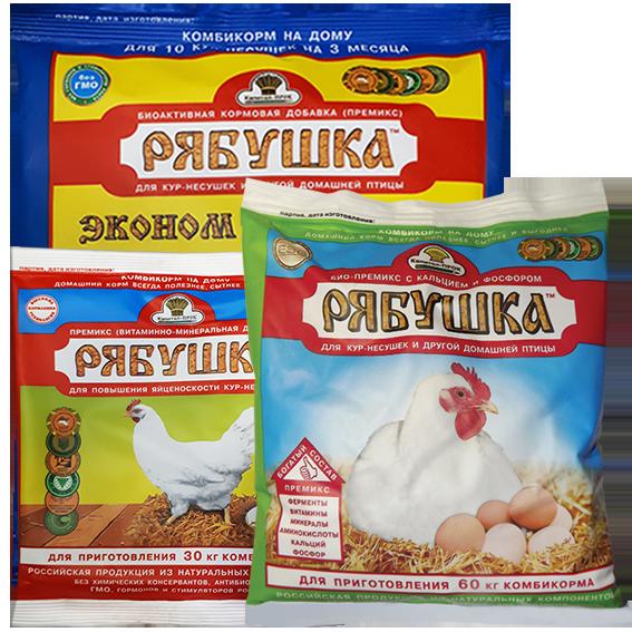 Какой лучше купить премикс для кур-несушек и цыплят-бройлеров или сделать своими руками
