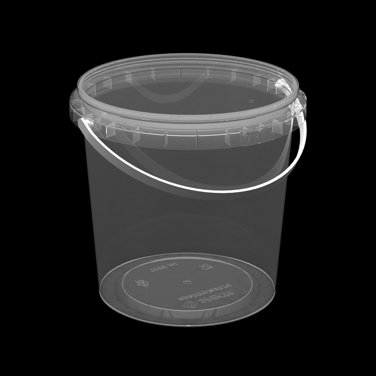 Ведра пластиковые оптом | производство и продажа