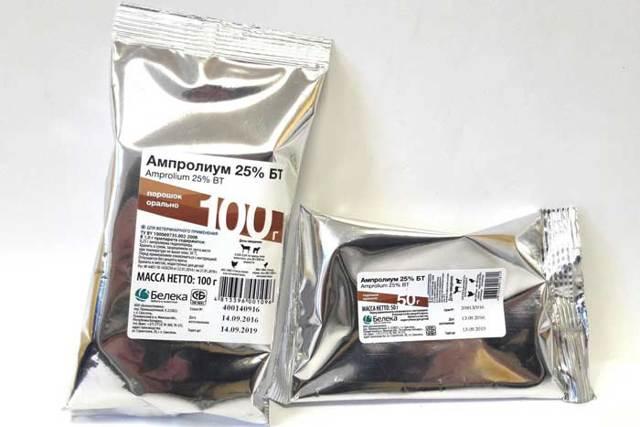 ✅ о препарате ампролиум: подробная инструкция по применению для цыплят бройлеров - tehnomir32.ru